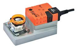 Belimo GMU Series Actuators